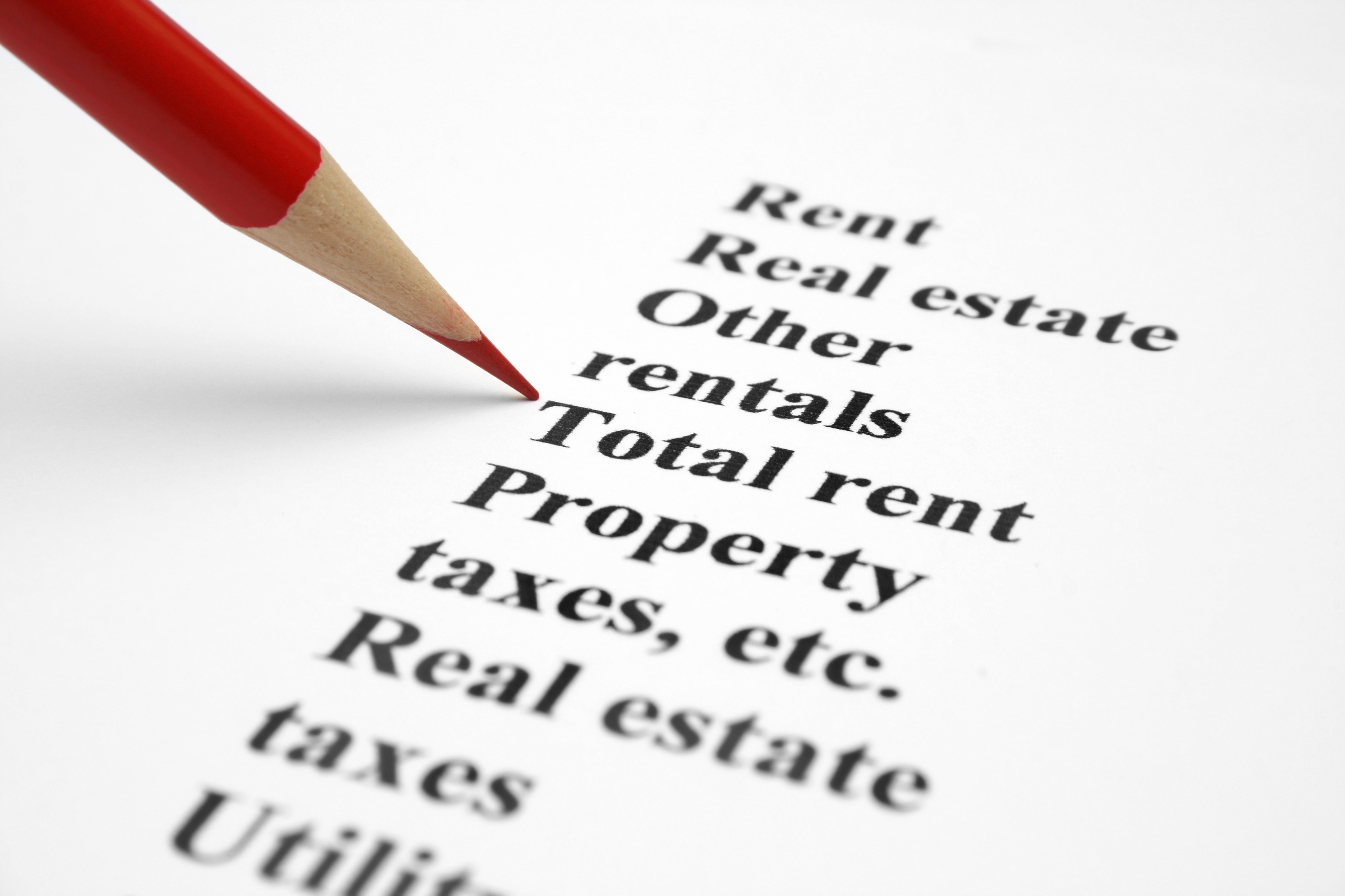Property and Taxes